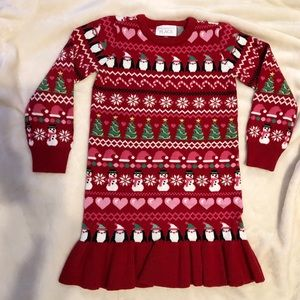 Penguin Sweater Dress